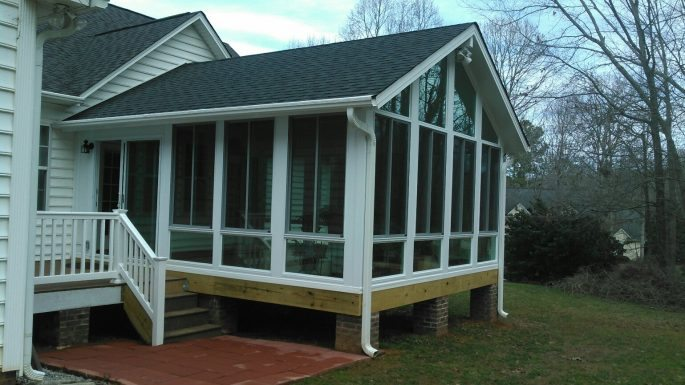 Now That Summer Is In Full Swing, Thereu0027s Never Been A Better Time To Get A Patio  Room Addition Installed In Your Home. A Patio Room Offers An Easy Way To ...